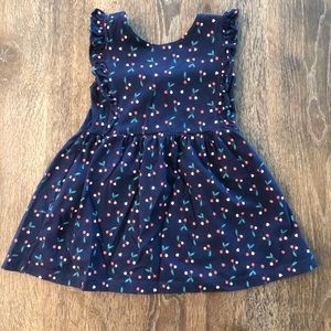 Carter's Cherries Dress